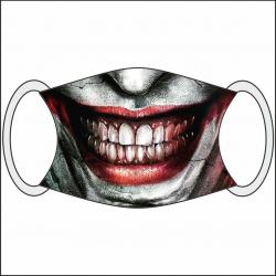 Masque bouche Joker
