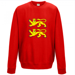 "Sweat Col Rond ""NORMANDIE"""