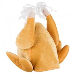 "Chapeau de Noël ""Dinde"""