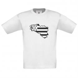 T-shirt enfant Bretagne