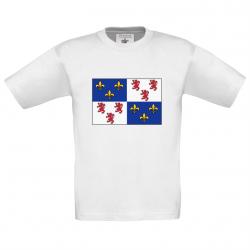 T-shirt enfant Picardie