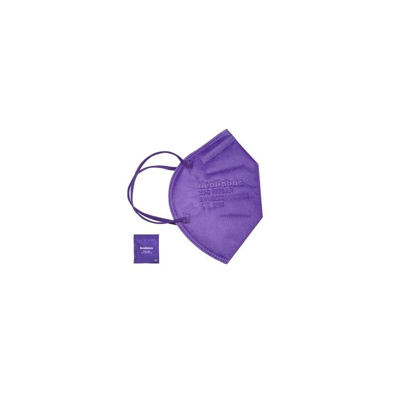 Masque FFP2 Violet