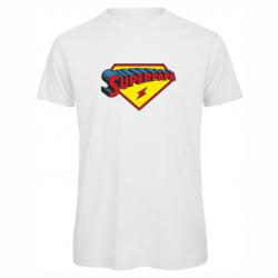"t-shirt ""super papa"""