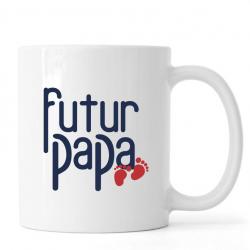 """Mug """"Futur Papa"""""""