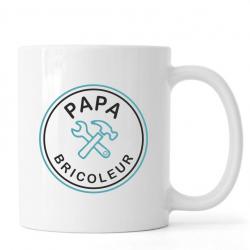 "Mug ""papa bricoleur"""