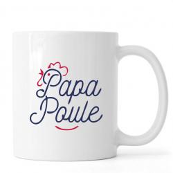 """Mug """"papa poule"""""""