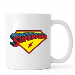 """Mug """"super papa"""""""