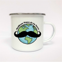 """Mug incassable """"meilleur..."""