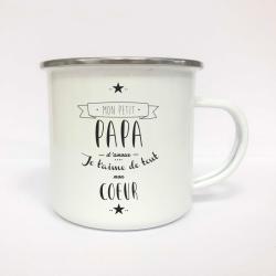 """Mug incassable """"mon petit..."""