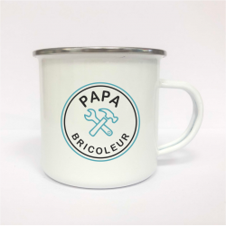 "Mug incassable ""papa..."