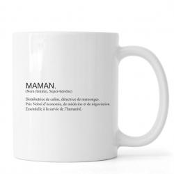 """Mug """"Définition Maman"""""""