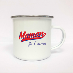 """Mug incassable """"maman je..."""