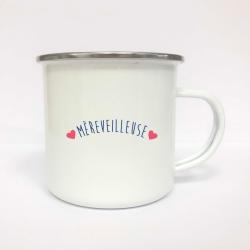 """Mug incassable """"mèreveilleuse"""""""