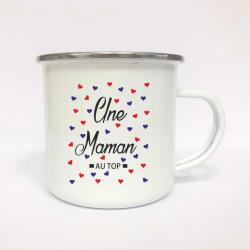 "Mug incassable ""une maman..."