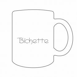 """Mug """"Bichette"""""""