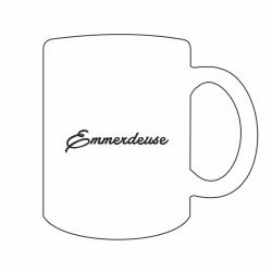 """Mug """"Emmerdeuse"""""""