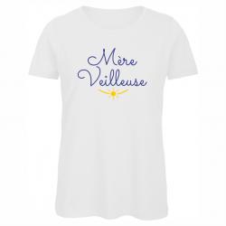 "t-shirt ""mère-veilleuse"""