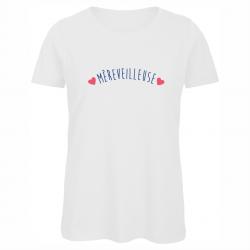 """t-shirt """"merveilleuse"""""""